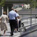 Kørestolsrampe – sådan vælger du den rigtige længde